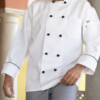 Barcelona Chef Coat by Uncommon Threads™
