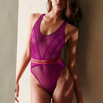 Banded Teddy - Very Sexy - Victoria's Secret