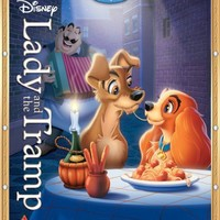 Lady and the Tramp, Diamond Edition [Blu-ray]