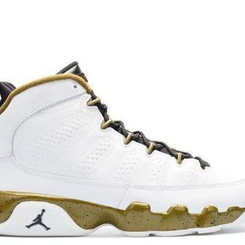 Air Jordan 9 Retro Statue Gs - Beauty Ticks