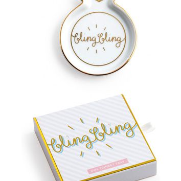 Bling Bling Trinket Tray - PRE-ORDER, SHIPS IN JUNE