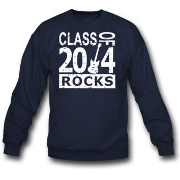 Class Of 2014 Rocks Sweatshirt