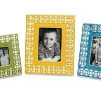 Links Photo Frames - Set of 3