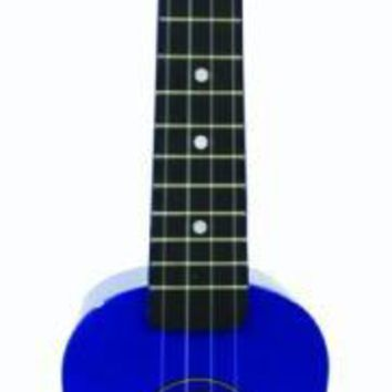 Diamond Head Ukulele Blue