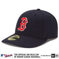 Boston Red Sox Authentic Collection Low Crown On-Field 59FIFTY Game Cap - MLB.com Shop