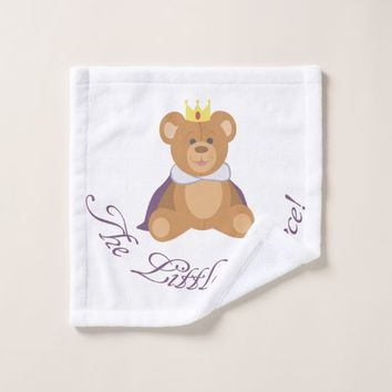 The Little Prince Wash Cloth