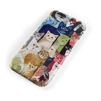 Cat iPhone 7 7Plus & iPhone se 5s 6 6 Plus Case Cover