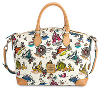 Disneyana Satchel by Dooney & Bourke - Disneyland
