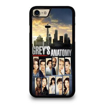 GREY'S ANATOMY Case for iPhone iPod Samsung Galaxy