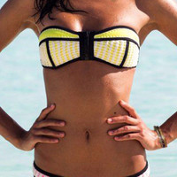 Cupshe Just You Contrast Color Bikini