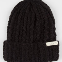 Neff Jen Beanie Black One Size For Women 26524210001