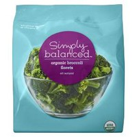 Organic Broccoli Florets 16 oz - Simply Balanced™