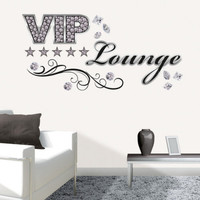 Vip Lounge Wall Decal at AllPosters.com