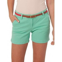 "Ladies Chino 5"" Shorts in Bermuda Teal by Southern Tide"