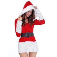 Women's Sexy Christmas Dress