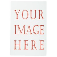 "Personalize Your Own custom 24""x 36"" Metal Wall Ar Metal Photo Print"