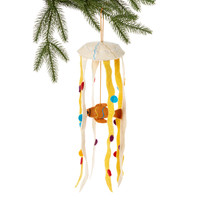 Sea Life Felt Holiday Ornament