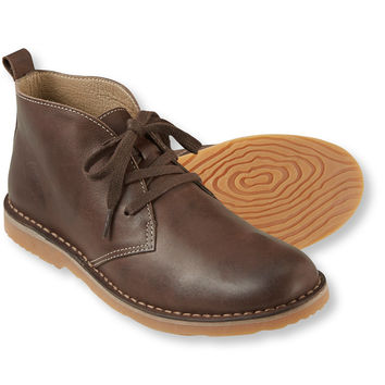 Men's Kennebec Casual Chukka Boots, Leather