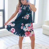 BOTANICAL BLISS DRESS