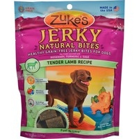 Zuke's Jerky Naturals For Dogs Lamb Formula - 6 Oz