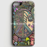 Hippie Scratch Board Mandala Iphone 6 Plus/6S Plus Case | Aneend