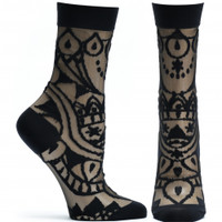 Ladies Ankle Sock by Ozone Designs