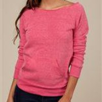 Women's Sweaters & Vests | Maniac Eco Fleece Sweatshirt | Alternative Apparel