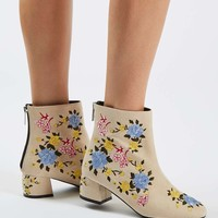 Blossom Embroidered Boots - New In This Week - New In