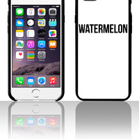 Watermelon 5 5s 6 6plus phone cases