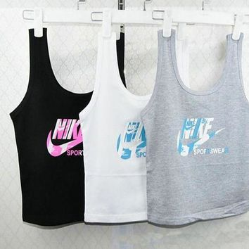 MDIGON1O Day First Womens Nike Tank Top Vest