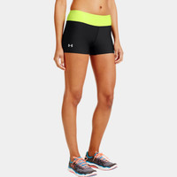 Women's HeatGear Sonic Shorty