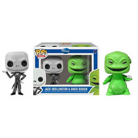 Pop! Disney - Vinyl Figure - Jack Skellington