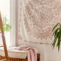 Folklorica Medallion Tapestry - Urban Outfitters