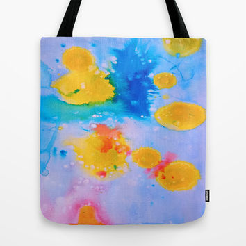 Science Experiment Tote Bag by DuckyB (Brandi)
