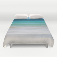 SEA ESCAPE Duvet Cover by Catspaws