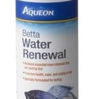 Aqueon Betta Water Care Renewal 4 oz