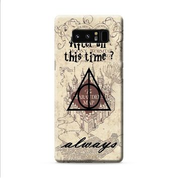 After all this time always quote harry potter Samsung Galaxy Note 8 case