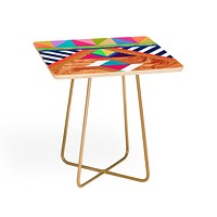 Bianca Green Woody A Side Table