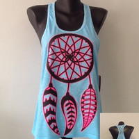 Racer tank w/ laced back