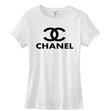 Chanel Top Ladies' The Favorite T-Shirt Chanel Shirt