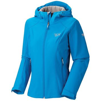 Mountain Hardwear Principia Softshell Jacket - Women's
