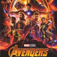 Avengers: Infinity War Movie Poster 24x36