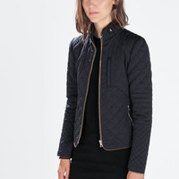 SEARCH: PADDED JACKET WITH ZIPS