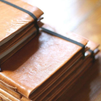 Goat Leather Journal