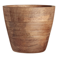 Wooden Plant Pot - Wood - Home All | H&M US