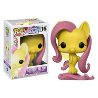 My Little Pony Movie Fluttershy Sea Pony Pop! Vinyl Figure
