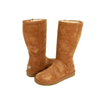 Cyber Monday Uggs Boots Kenly 1890 Chestnut For Women 91 31