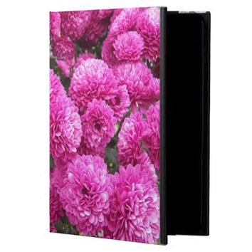 Pink Mums Floral Powis iPad Air 2 Case