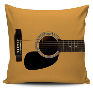 Guitar Pillow Covers