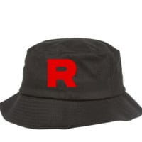 TEAM ROCKET Bucket Hat